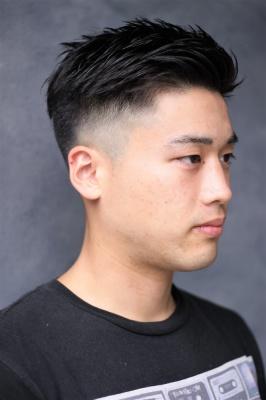 Noisyle北堀江店 フェードスタイル barber