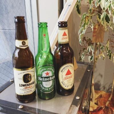 ビール カット